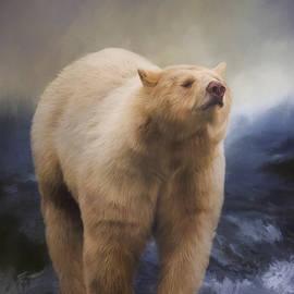 Jordan Blackstone - Spirit Bear - Kermode Bear Art