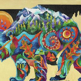 Sherry Shipley - Spirit Bear Totem