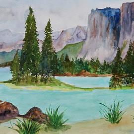 Patricia Beebe - Spirit Island