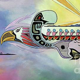 Spirit of the Northwest by Paul Henderson
