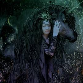 Ali Oppy - Spirit of the unicorn