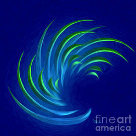 Spiritual art - Flexible Synergy by RGiada by Giada Rossi