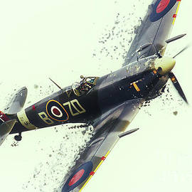 J Biggadike - Spitfire Shatter