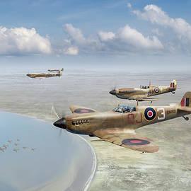 Spitfires over Tunisia