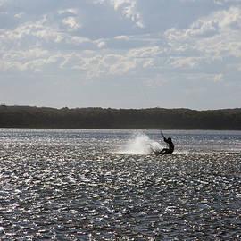 Miroslava Jurcik - Splash At Lake Wollumboola