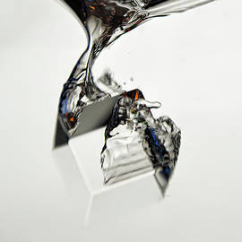 Splash Down I by Jeannine Walker