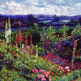 David Lloyd Glover - Splendorous Garden