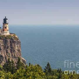 Split Rock Lighthouse by Jim West