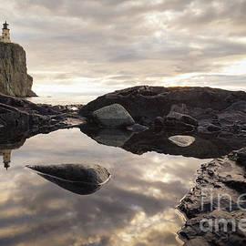 Ernesto Ruiz - Split Rock Lighthouse Reflections 1