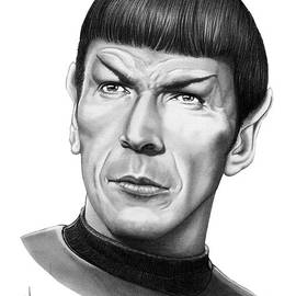 Murphy Elliott - Spock-Leonard Nimoy
