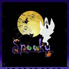 Spooky Halloween by Michele Avanti
