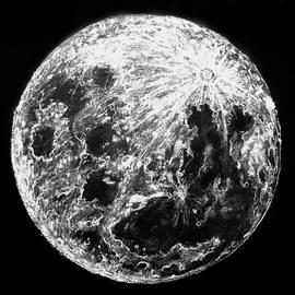 Heidi Kriel - Spooky Moon
