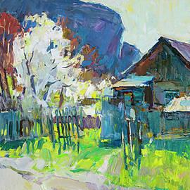 Spring Afternoon by Aleksandr Kryushyn