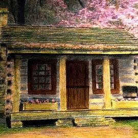 Angela Davies - Spring At The Cabin
