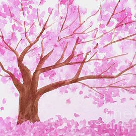 Wonju Hulse - Spring blossoms