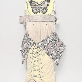 Spring Cradleboard by Douglas K Limon