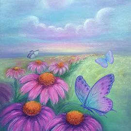 Yoonhee Ko - Spring Daydream - cool color
