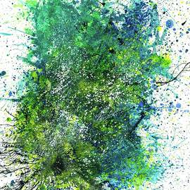 Rainbow Artist Orlando L aka Kevin Orlando Lau - Spring Equinox In The Lost Land Of Mu #526