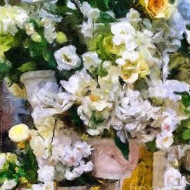Olga Hamilton - Spring Flower Arrangements