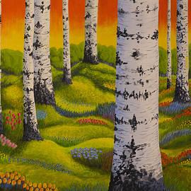 Veikko Suikkanen - Spring Forest