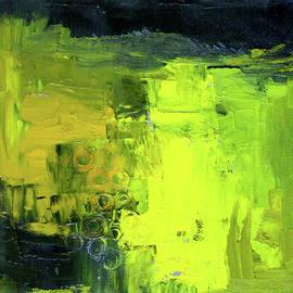 Nancy Merkle - Spring Garden Abstract
