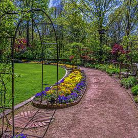 Keith Smith - Spring Garden