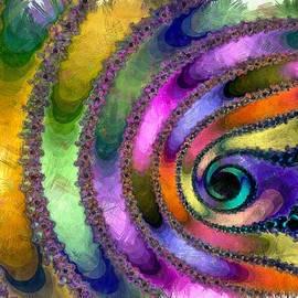 Maciej Froncisz - Spring Garden Abstract