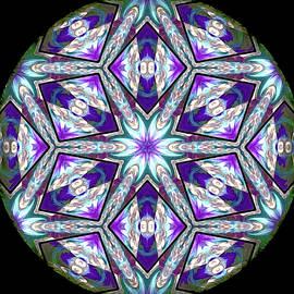 Susan Maxwell Schmidt - Spring Garden Mandala