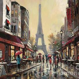 Blackwater Studio - Spring In Paris