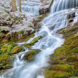 Spring Melting by Bill Wakeley