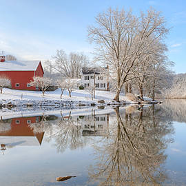 Spring Snow 2016 by Bill Wakeley