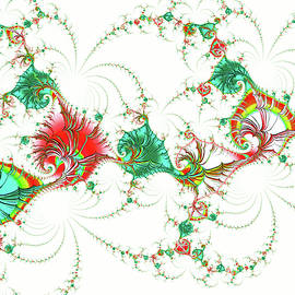 Georgiana Romanovna - Spring Sprinkle Abstract