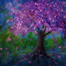 Spring Storm by Sharon Ackley