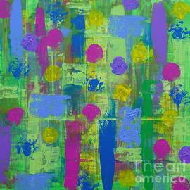 Jimmy Clark - SpringTime Abstract