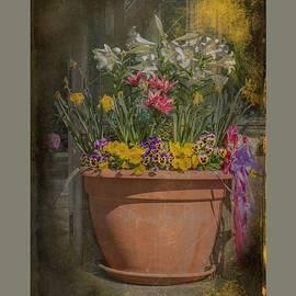 Springtime Flowers by Carol Senske