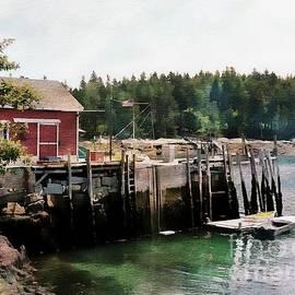 Marcia Lee Jones - Spruce Head Island