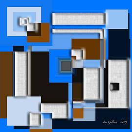 Iris Gelbart - Squares 6
