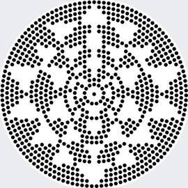 Sri Dots by Robert Thalmeier