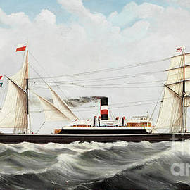 SS Cogent of Sunderland - John Hudson