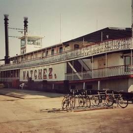 Ss Natchez, New Orleans, October 1993