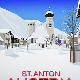 Steve Ash - St Anton Austria