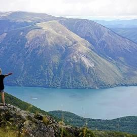 Fabian Andriessen - St Arnaud Range Track - Nelson Lakes National Park