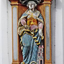 Sarah Loft - St Barbara