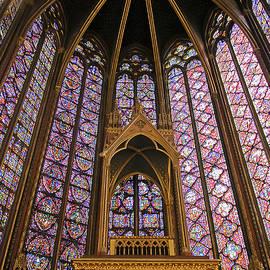 Alan Toepfer - St Chapelle Paris