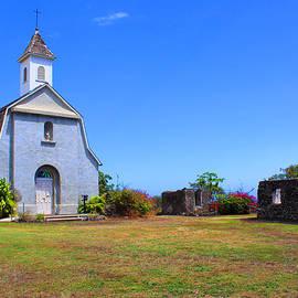 Michael Rucker - St Joseph Church Maui