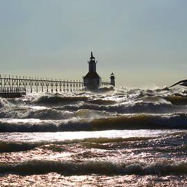 Michael Rucker - St Joseph Pier Lighthouse