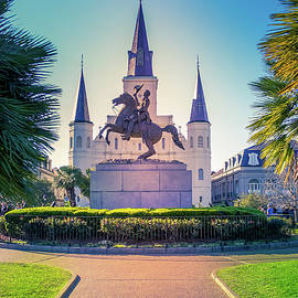 Art Spectrum - St Louis Cathedral Church, New Orleans