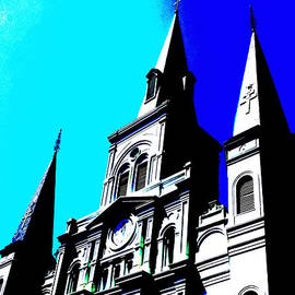 Kathryn Jinae - St Louis Cathedral