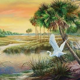 Daniel Butler - St. Marks National Wildlife Refuge- A Spring Oasis