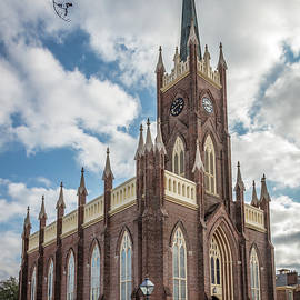 St Mary Basilica Ext Corner by Gregory Daley  MPSA